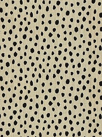 Pardo Fauna Flaxseed - Kate Spade Fabric