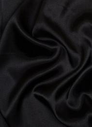 Black dress lining fabric