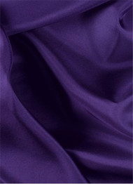 Purple dress lining fabric