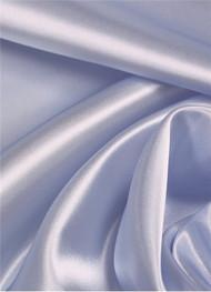 Blue lagoon Duchess Satin Fabric