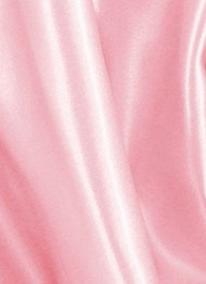 Paradise Pink Crepe Back Satin Fabric