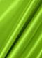 Lime Crepe Back Satin Fabric