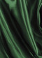 Hunter Green Crepe Back Satin Fabric