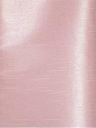 Pink Poly Shantung Fabric