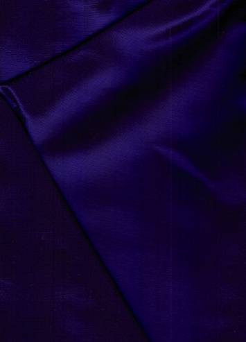 Purple Black Iridescent Taffeta Fabric