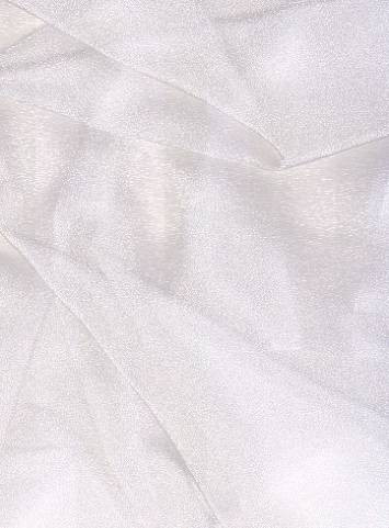 Ice Sparkle Organza Fabric
