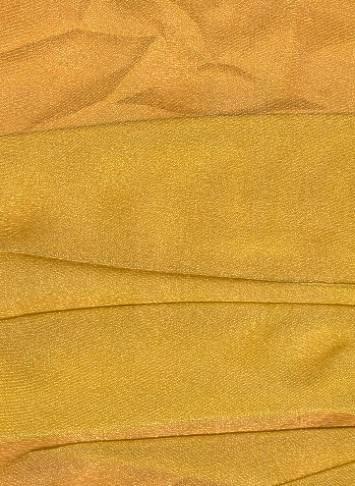 Gold Sparkle Organza Fabric