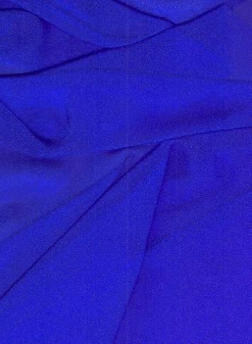 Royal Sparkle Organza Fabric