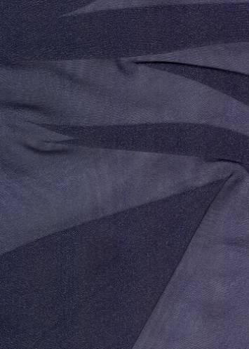 Midnight Navy Sparkle Organza Fabric