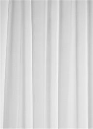 """60"""" White Chiffon Fabric"""