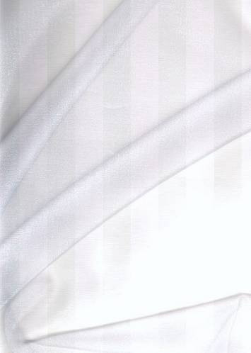 White Organza Fabric