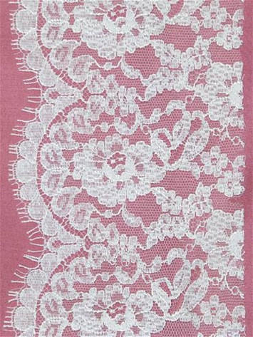 PS449034 White Shiffli Lace