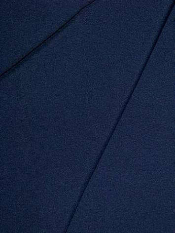 Midnight Navy Poplin