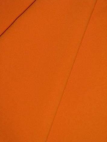 Orange Party Poplin