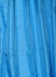 Peacock Blue Imperial Tafetta