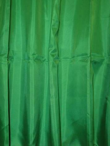 Emerald Green Imperial Tafetta