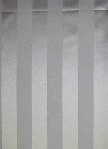 CB Silver Satin Stripe