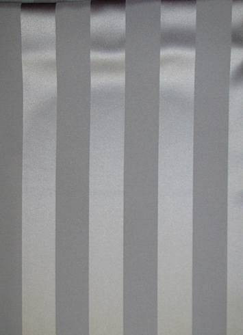 Platinum Satin Stripe
