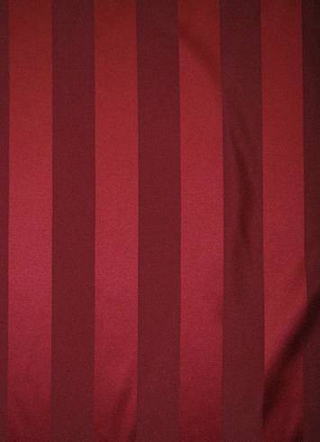 Fino Garnet Satin Stripe