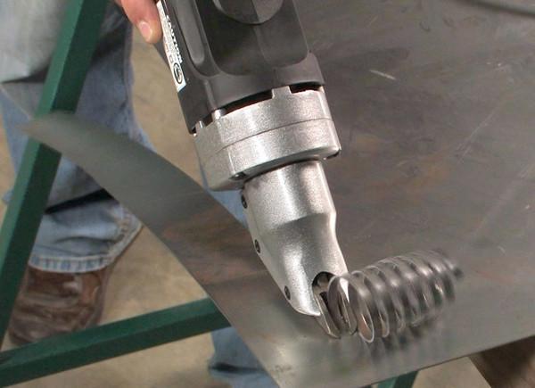 metal shear. snapper shear ss201 sheet metal pactool (gecko gauge)