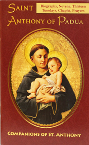 St. Anthony of Padua Prayer Book