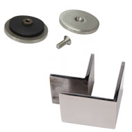 Mall Clips (Glass Partition Clips)
