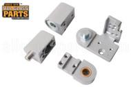 Commercial Door Pivot Set (Kawneer) (Aluminum) (Right)