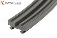 Curtain Wall Thermal Break Rubber (Kawneer) (1/4'' Height)