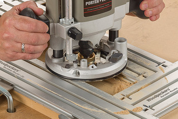 """Variable Router Jig - 2017 - 18"""" x 18"""" (VRJ-17)"""