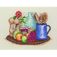 Kitchen Cross Stitch Kit By Anchor