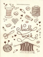 Needlework Embroidery Kit by Janlynn