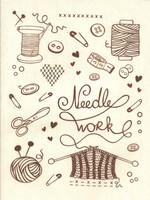 Needlework Embroidery Kit by Janlynn