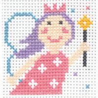 Lola starter Cross Stitch Kit By Anchor