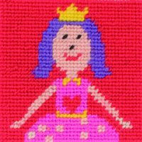 Ruby Starter Tapestry Kit by Anchor