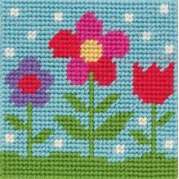 Flora Tapestry Starter Kit by Anchor