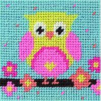 Owl Tapestry Starter Kit By Anchor
