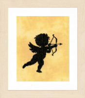 Cupid 1 Cross Stitch Kit by Lanarte