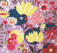 Darling Buds Tapestry Kit by DMC