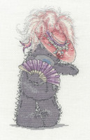 All dressed up Cross stitch Kit by DMC