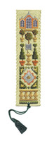Orangery Bookmark Cross Stitch Kit by Textile Heritage