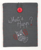 What's Happ Embroidery Tablet Cover Kit By Vervaco