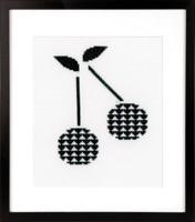 Cherry  cross Stitch Kit By Vervaco