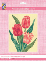 Tulips  Tapestry Kit By Grafitec