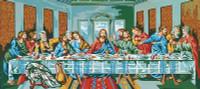 The Last Supper Canvas by Grafitec 60 x 80cm