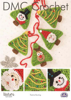 Festive Bunting  Crochet Pattern by DMC