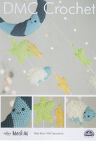Baby Room Wall Decoration Crochet Pattern by DMC