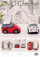 Cool Cars Crochet Pattern By DMC