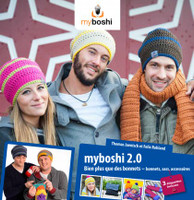 MyBoshi Book 2.0 More than Just Beanies By DMC