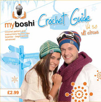 MyBoshi Crochet Guide Vol. 5.0  By DMC