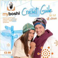 MyBoshi Crochet Guide Vol. 5.0  By DMC